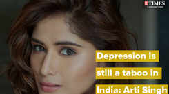 Depression is still a taboo in India: Arti Singh