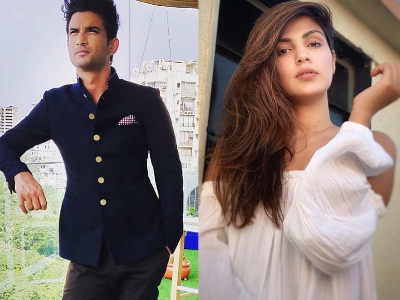 Sushant Singh Rajput fans refuse to believe that he wrote the gratitude note shared by Rhea Chakraborty