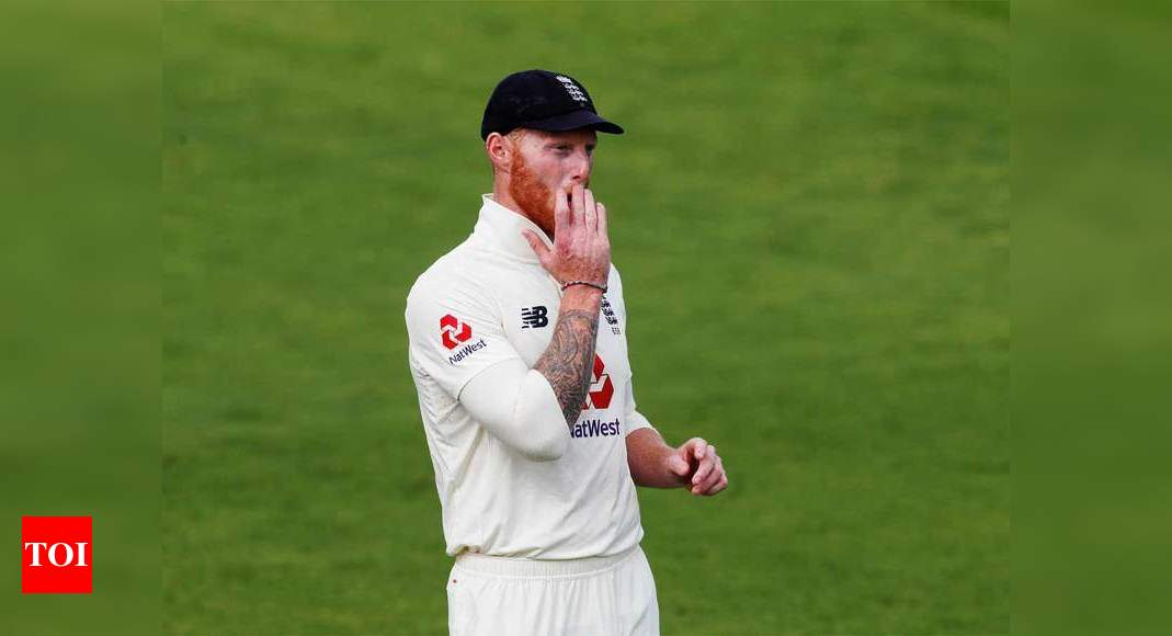 England's Ben Stokes to miss rest of the Pakistan Test series - Times of India