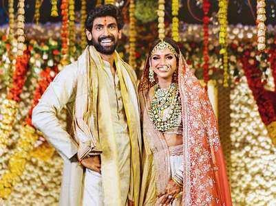 THIS painting inspired Rana-Miheeka wedding