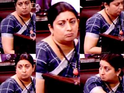 Smriti Irani's post on 2020 will make you laugh
