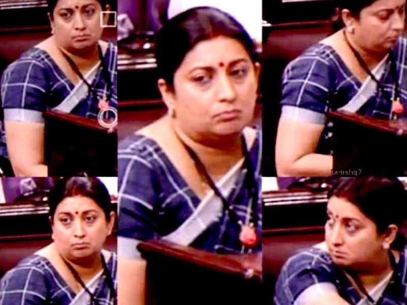 Smriti Irani's new post on how she is waiting for 2020 to end will make you laugh out loud
