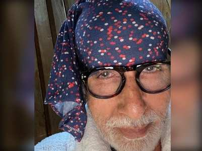Big B gets a job offer from a fan