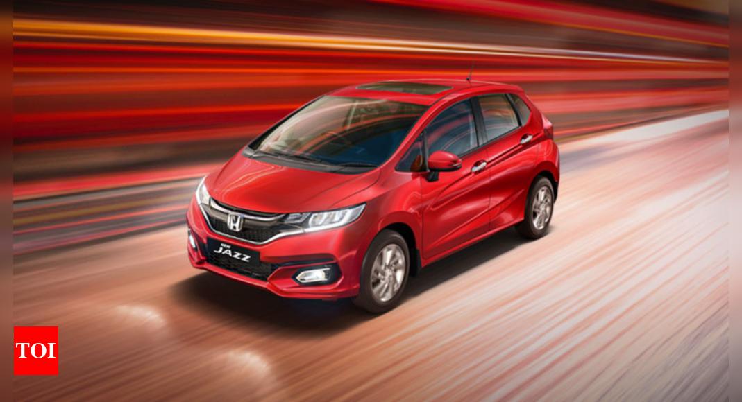 Honda Jazz 2020 Price 2020 Honda Jazz Pre Booking Commences Sports Minor Changes On Exterior