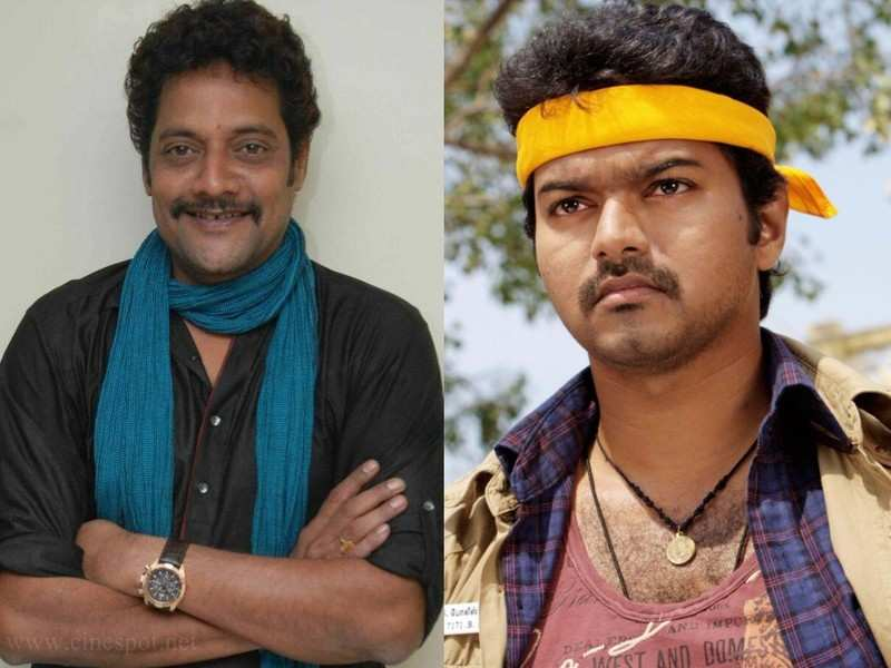 After beating me in a fight scene Vijay lifted me with care, says ...