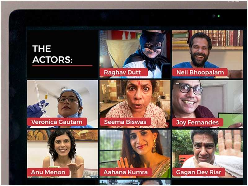 Mumbai to witness an online play with 10 monologues, nine playwrights, eight directors