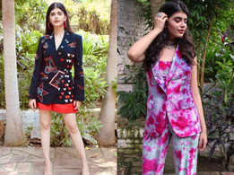 Sanjana Sanghi is the latest fashionista of b-town