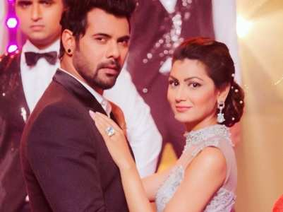 Sriti Jha's b'day wish for Shabir