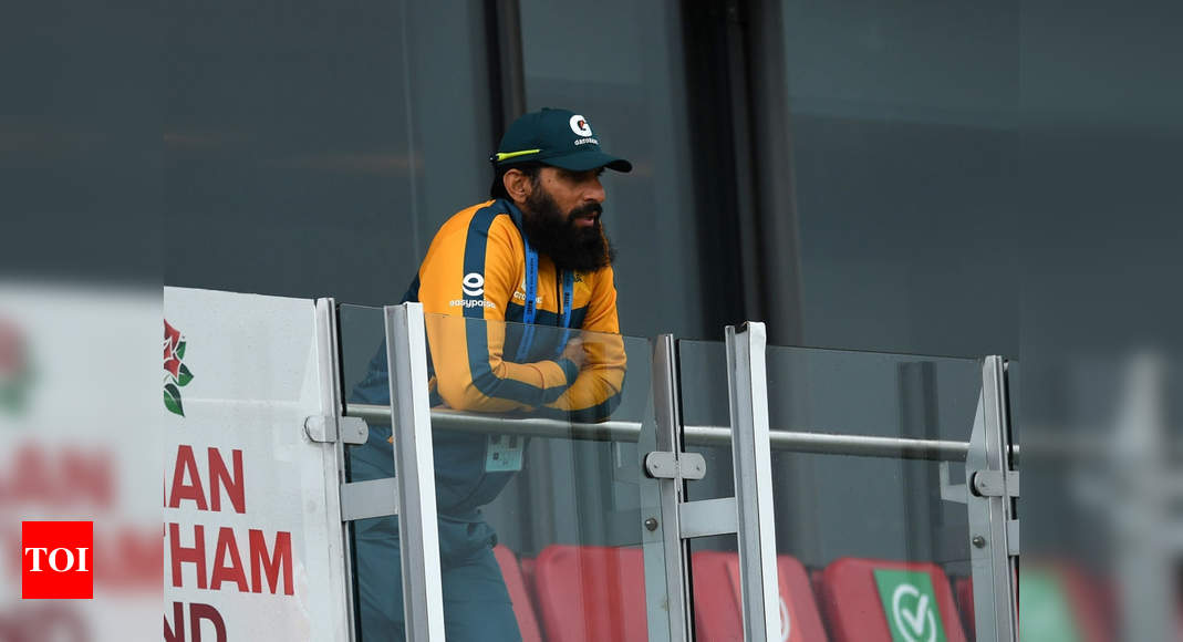 We are as frustrated as fans on losing first Test against England: Misbah-ul-Haq