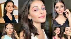 5 Quirky Makeup Looks by Arshina Sumbul