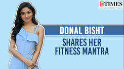 Dil Toh Happy Hai Ji's Donal Bisht reveals how her journey with fitness began