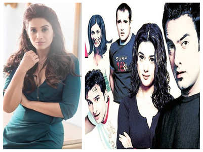 Sonali Kulkarni on 19 yrs of Dil Chahta Hai