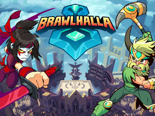 Ubisoft's fighting game Brawlhalla arrives on Android and iOS