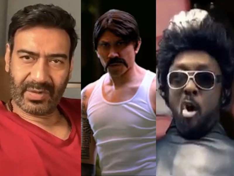 Credits: Ajay Devgn Instagram, snapshots from 'Action'
