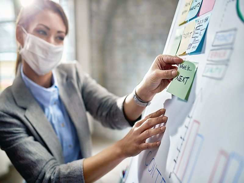 The pandemic is the right time to start a business, say experts - Times of  India