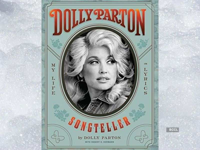 <p>'Songteller: My Life in Lyrics' by Dolly Parton<br></p>