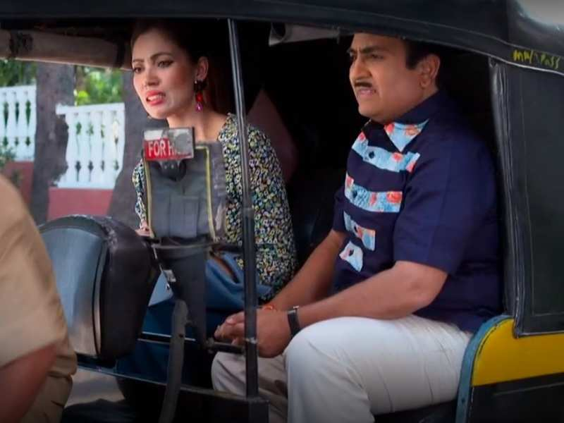 Taarak Mehta Ka Ooltah Chashmah update August 10: Jethalal loses the chance to drop Babita at her friend's place