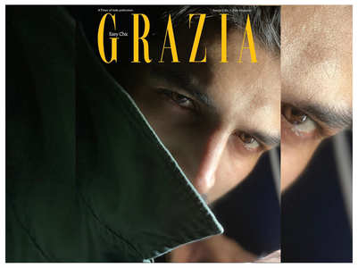 Kartik stuns in latest cover of Grazia