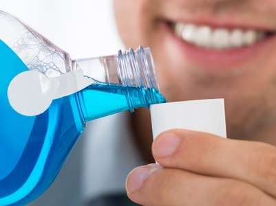 Can a mouthwash lower COVID spread?