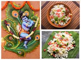 Gopalkala recipe and its significance in Janamashtami