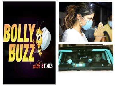 Bolly Buzz: Rhea files fresh plea in SC