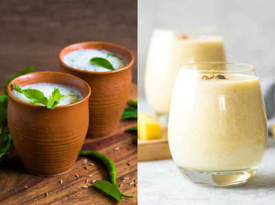 Chaach or lassi: What is better for weight loss?