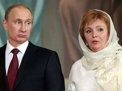 Here's all you need to know about Vladimir Putin's family
