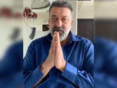 A random test confirmed Sanjay Dutt's cancer