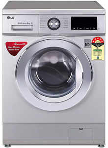 LG FHM1208ZDL 8 Kg Fully Automatic Front Load Washing Machine