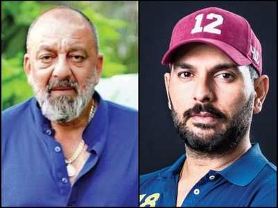 Yuvraj's strong message for Sanjay Dutt