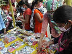 Devotees celebrate Janmashtami with religious fervour