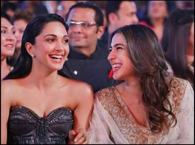 Kiara wishes Sara Ali Khan on her birthday