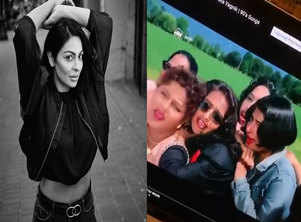 Did you know Neeru Bajwa also worked as a background dancer in Bollywood?