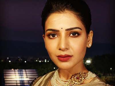 All the stunning outfits Samantha Akkineni wore at Rana Daggubati and Miheeka Bajaj's wedding