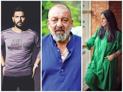 Celebs on Sanjay Dutt's speedy recovery