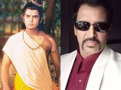 Experimental looks of Ramayan's Sunil Lahri