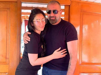 Maanayata Dutt on Sanjay Dutt's health