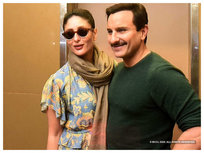 Kareena Kapoor Khan all set to welcome baby no. 2 with Saif Ali Khan?