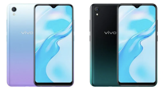 Vivo Y1s with 4030 mAh battery launched