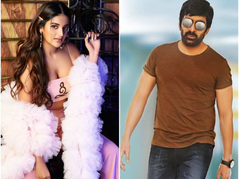 Nidhhi Agerwal to star opposite Ravi Teja in his next project?