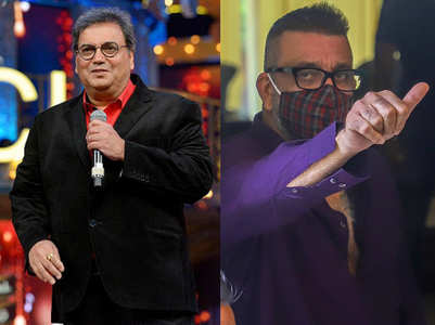 Subhash Ghai: Sanjay is a strong fighter