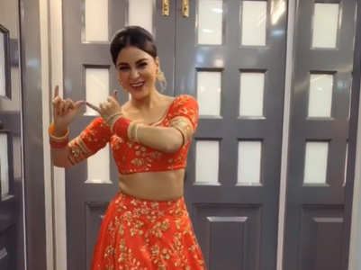 Shraddha Arya's dance on 'Maiya Yashoda'