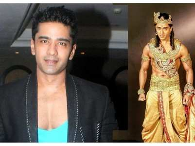 Vinit to play double role in 'RadhaKrishn
