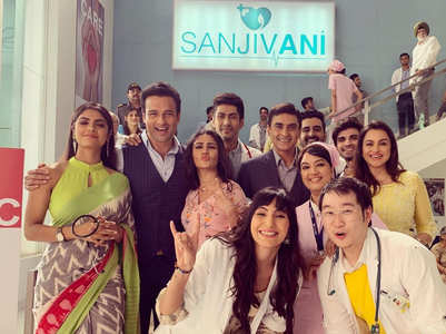 Surbhi on Sanjivani completing a year