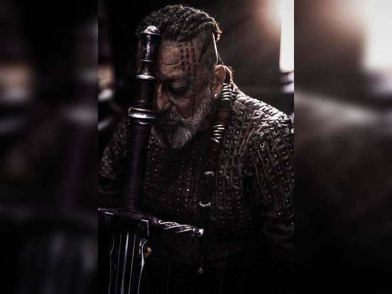 Sanjay Dutt's nearly finished shooting for KGF: Chapter 2; only dubbing is left