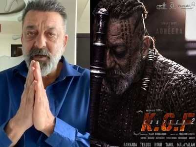 KGF 2 producer Karthik on Sanjay's lung cancer