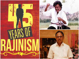 #45YearsOfRajinism: Rajini sir believes that nobody who has invested money in a film should lose, says Tirupur Subramaniam
