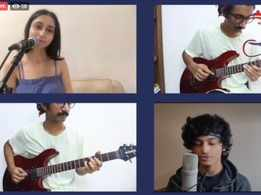 A global virtual concert held on International Youth Day