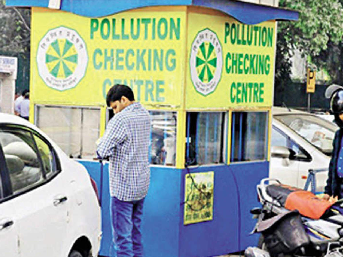Centre issued a notification for common format of PUC (Pollution Under Control) Certificate to be issued across India.