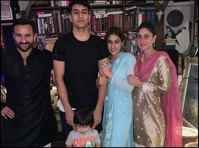Ibrahim on Saif- Bebo's news of their 2nd baby